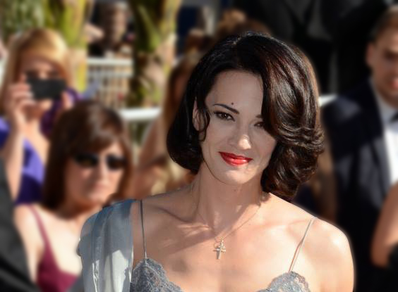 Asia Argento Cannes 2013