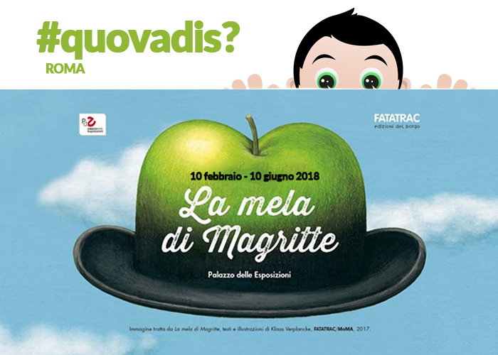 magritte mostra roma