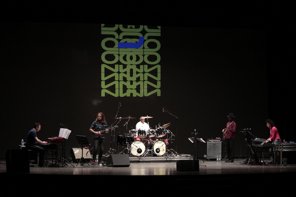 Billy Cobham e la sua band