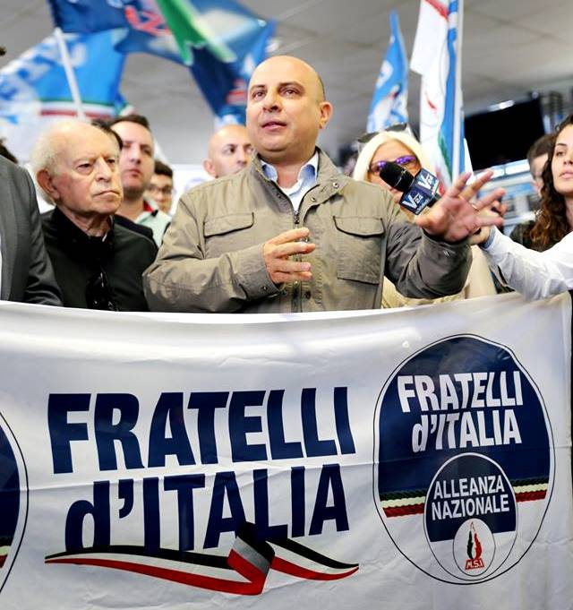 Assemblea nazionale FdI - Giorgia Meloni: