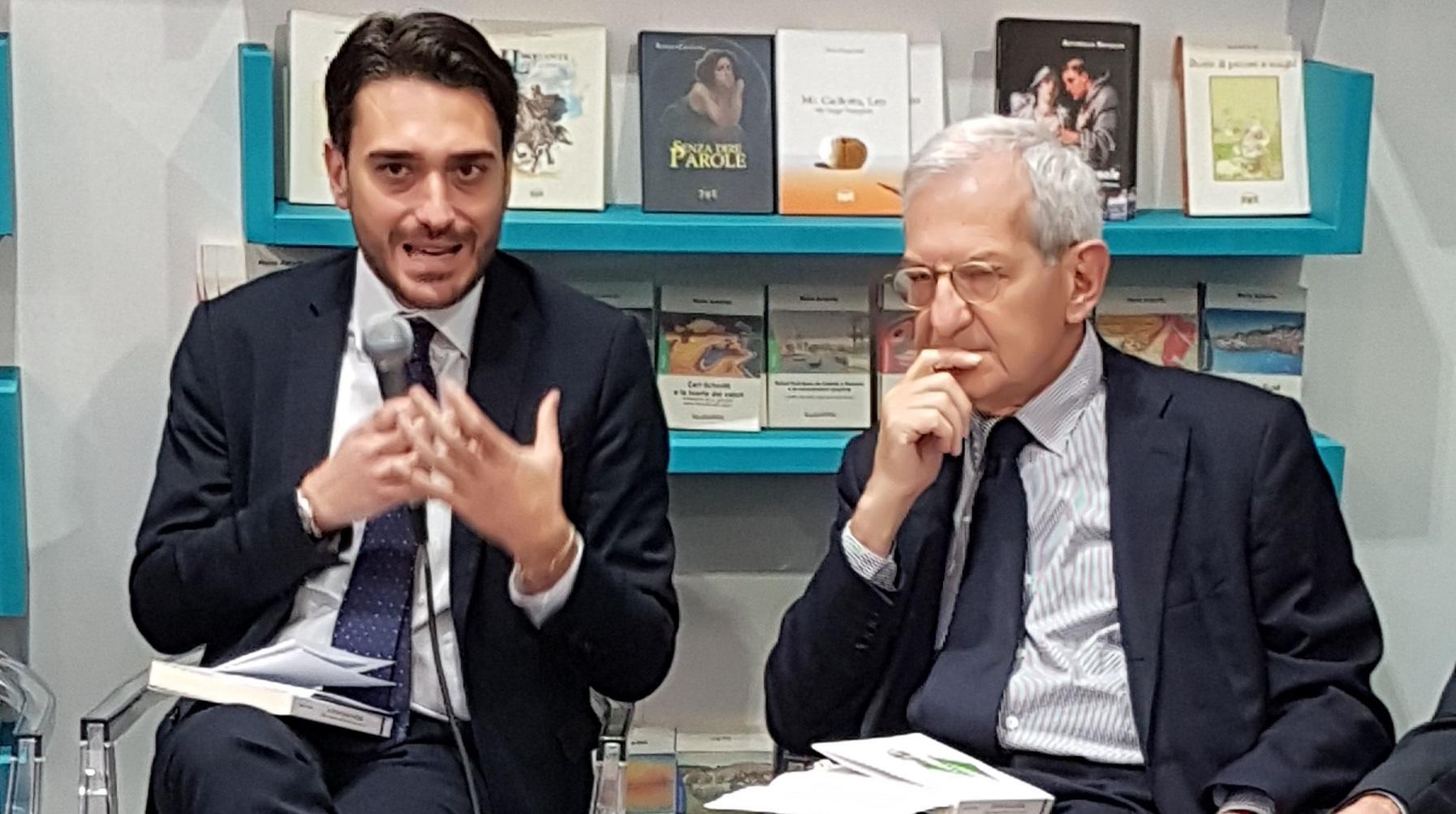 Torino violante e irto discutono la democrazia mafiosa for Quanti sono i deputati