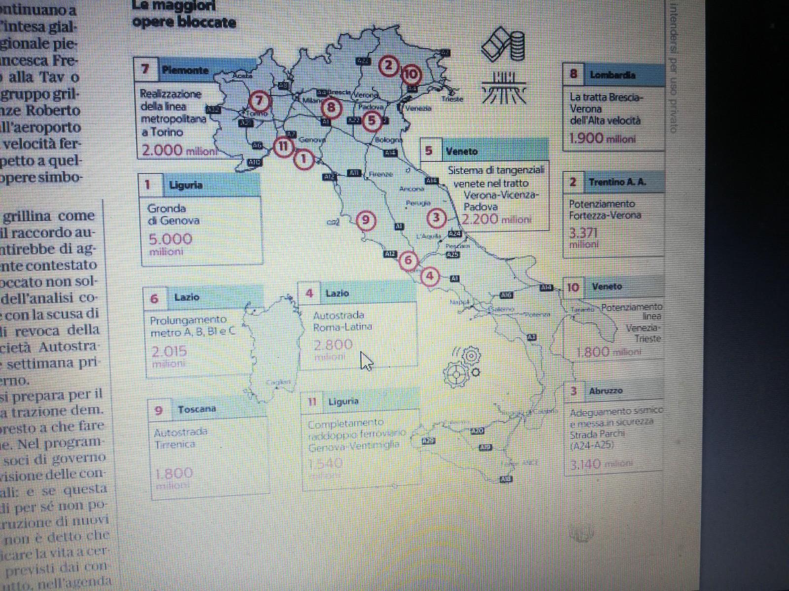 Cartina Nord.Se Una Cartina Sul Nord Racconta E Denuncia Non Volendo Solo La Tragedia Del Sud